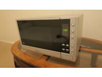 Kenwood CTS32 Freestanding microwave USED with GRILL
