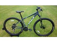 2017 FUJI NEVADA ONE.6 29ER HYDRAULIC DISC MOUNTAIN BIKE * FULLY SERVICED / SUPERB CONDITION *