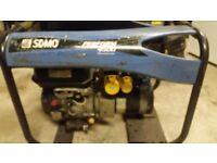 sdmo perform 4500 5kva generator