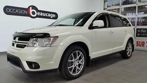 2013 Dodge Journey R/T RALLYE AWD + GRAND ECRAN + CUIR