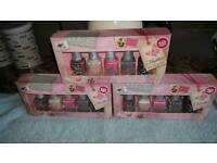 Gift Pack of 5 Nail Polishes