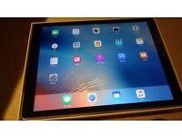 "Apple iPad Pro 12.9"" 128GB Wi-Fi + 4G (unlocked) 12.9"" Space Grey Latest Model ML3K2B/A -"