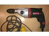 110v metabo hammer drill