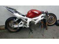 r6 5eb frame lots of parts two