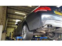 Custom Exhaust FS E92 Pre LCI (320 325 330)