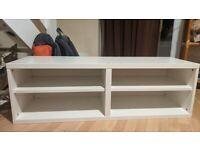 Ikea Besta TV stand/bookcase perfect condition