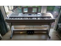 Yamaha Portable-Grand piano DGX-650
