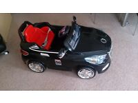 Kids Electric Ride On Car With Parental Controls Audi