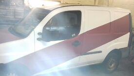 Fiat doblo cargo cheap little van