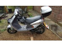 Working 50cc moped need gone, not MOt, has full service history. Buyer collects