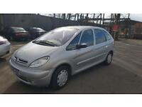 Citroen Picasso 1.6 Manual Petrol 2003