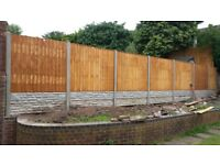 Birmingham Fencing and Garden Care - Fencing experts specialising in all areas of domestic fencing.