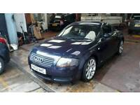 2002 AUDI TT 1.8 TURBO 180BHP QUATTRO SPARES OR REPAIR