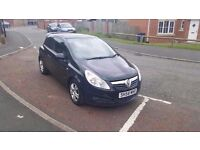 2009 vauxhall corsa 1.3 cdti active ecoflex £20 A YEAR TAX fsh 2 lady owners great looks