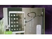 flexible tablet holder new in box