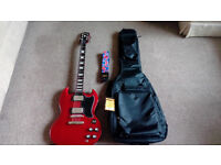 Epiphone SG Electric Guitar MINT CONDITION