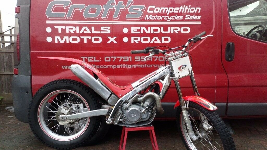 2000 gas gas txt 280 trials bike px trials motocross enduro road. Delivery