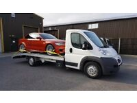 24- HOUR VEHICLE RECOVERY BREAKDOWN & TRANSPORTATION CAR COLLECTION & DELIVERY SERVICE. EDINBURGH