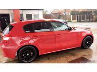 BMW 1 SERIES 1.6, EXCELLENT CONDITION, LOW MILEAGE, BARGAIN!