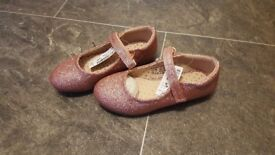 Next Sparkly party Shoes Size 10 New