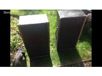 "Celestion greenback 10"" speakers x 4 1970s"