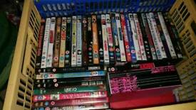 Joblot of dvds n boxsets