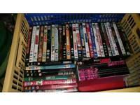 Joblot of dvds n boxsets