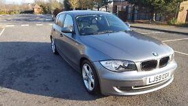 BMW 1 SERIES 2.0 120i ES 5dr