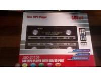 CAR RADIO SINGLE DIN SD/USB/AUX
