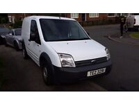 2008 Ford Transit Connect l200 FSH Clean Van Private Plate May PX