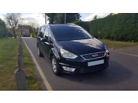 FORD GALAXY 2011-ZETEC Tdci HPI CLEAR POWERSHIFT 11 PLATE 7SEATER AUTO PCO LICENCE FANTASTIC CLEAN