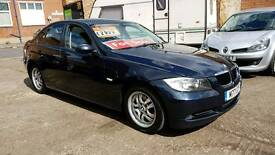 2007 BMW 318D Saloon - Private Plate - 3 Months Warranty