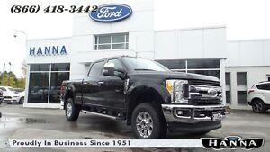 2017 Ford F-250 *NEW* CREW CAB XLT*PREMIUM PACKAGE*4X4 6.2L V8 G