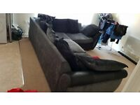 Double bed and sofa for sale COLLECTION ONLY FROM WALLINGTON