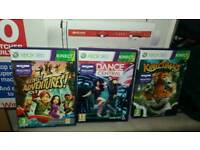 Connect and 3 games