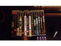 Ps3 console 1 controller with 14 games