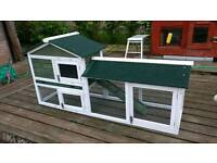 Brand New Outdoor Hutch