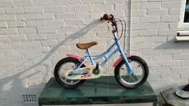 Dawes Lil Duchess 14 inch wheel single speed childs bike