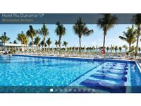 5* all inclusive, two week holiday to Mexico for sale
