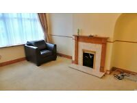 Spacious 3 bedrooms with 2 Receptions terrace house available for rent in Chadwell Heath--No DSS Plz
