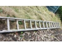DBL LADDERS - GOOD CONDITION