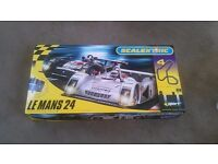 SCALEXTRIC LE MANS 24 CADILLAC SET