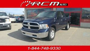 2013 Ram 1500 SLT 5.7L HEMI 4X4 LOCK/AUTO LEATHER CRUISE