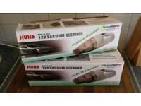 Car Vaccum cleaner x 2