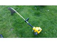 PETROL GRASS TRIMMER MCCULLOCH TRIM MAC 210