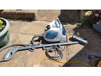 Vax steam master, carpet and upholstery cleaner.