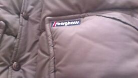 Berghaus winter jacket with hood