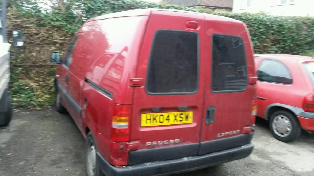 033dce543d Peugeot expert stealth camper work van. Guildford ...