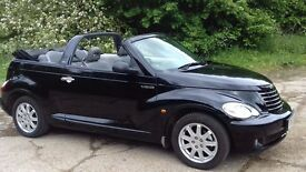 2007 PT Cruiser Convertible Soft Top 12 Months MOT No Advisories Great Condition