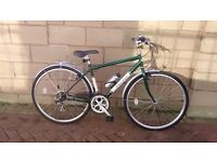 Gents town bike in excellent condition .£50.